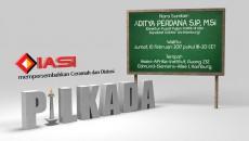 Poster Pilkada IASI